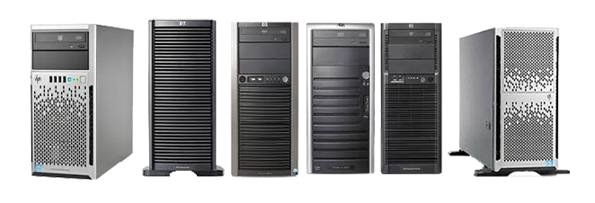 hp server ML series